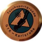 Logo Tauchsportgruppe GfK-Karlsruhe
